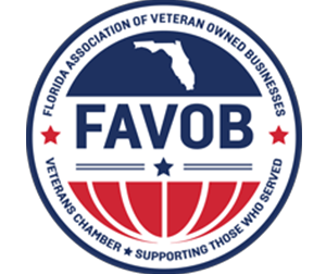 Florida Association of Veteran Owned Businesses logo