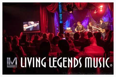 Living legends music