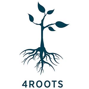4 roots foundation logo